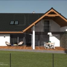 Dom w Kętach