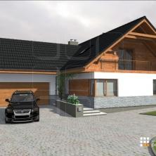 Dom w Zagórniku PP118