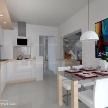 Kuchnia w domu prywatnym