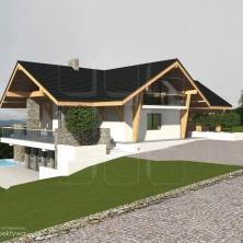 Dom na stoku