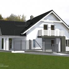 Dom w Brzezince