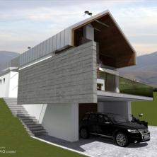 Dom pod Tarnowem